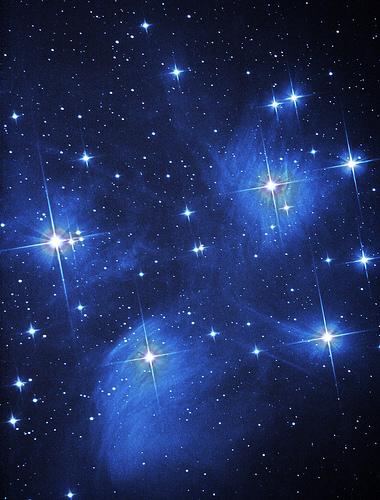 Its Just Runs Stars Above Me
