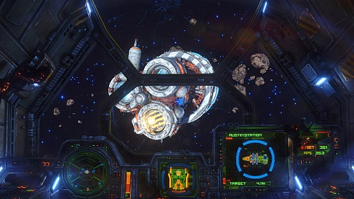 Rebel Galaxy: Outlaw Story