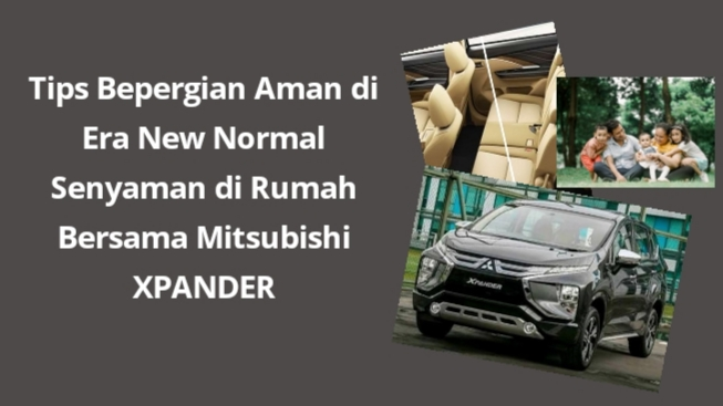 Tips Bepergian Aman di Era New Normal