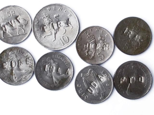 defacing coins us