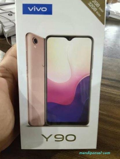 Spesifikasi dan Harga Vivo Y90 Terbaru