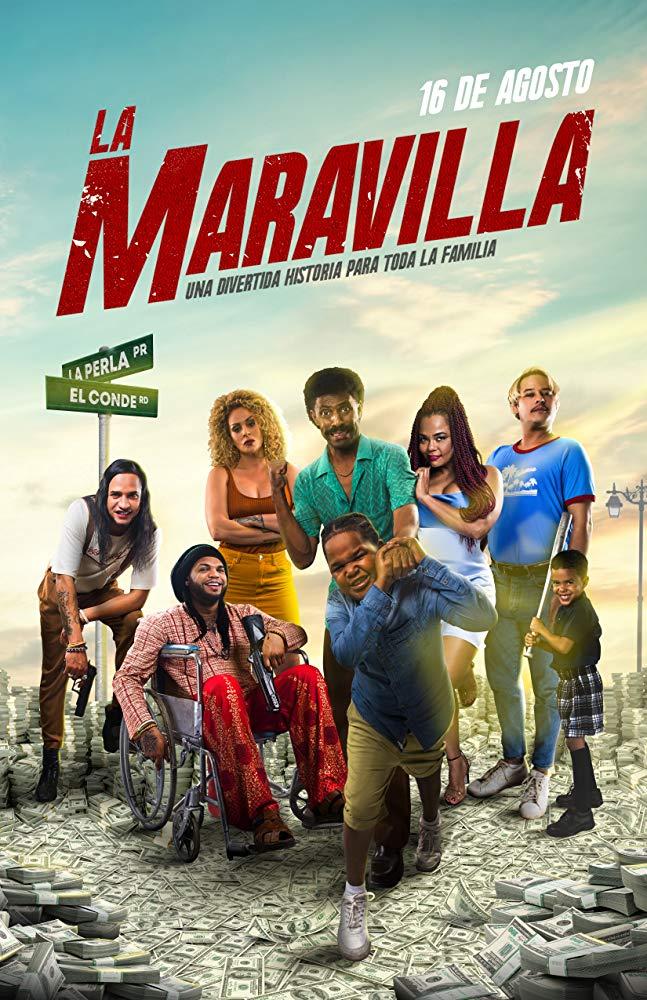 La Maravilla 2019 HD 1080p Español Latino poster box cover