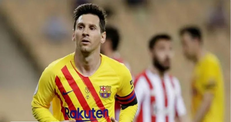 Messi requests suspension of contract renewal talks until the end of the season