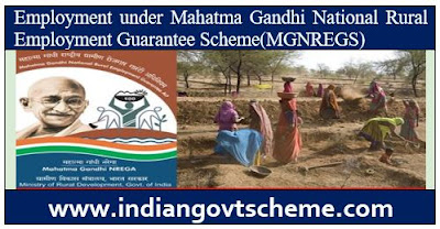 Mahatma Gandhi National Rural Employment