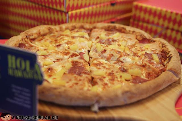 Hola Hawaiian of Pezzo Pizza