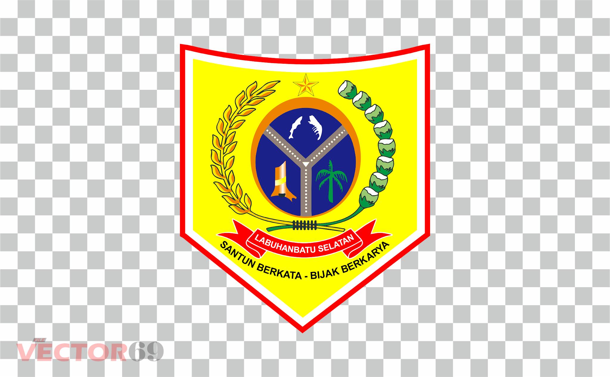 Kabupaten Labuhanbatu Selatan Logo - Download Vector File PNG (Portable Network Graphics)