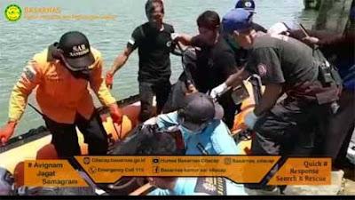Mayat Tanpa Identitas Ditemukan Meninggal di Pantai Logending Kebumen