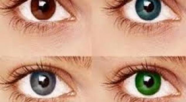 Personaliteti sipas ngjyrës së syve; syzinjtë trashëgojnë mister