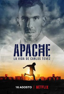 Apache: la vida de Carlos Tevez 2019 DVD Custom HD Latino