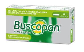 سعر ودواعي استعمال أقراص بسكوبان Buscopan لعلاج القولون