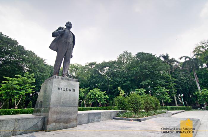 Hanoi Lenin Park
