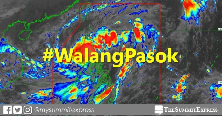 #WalangPasok: Class suspensions, Wednesday, October 21, 2020