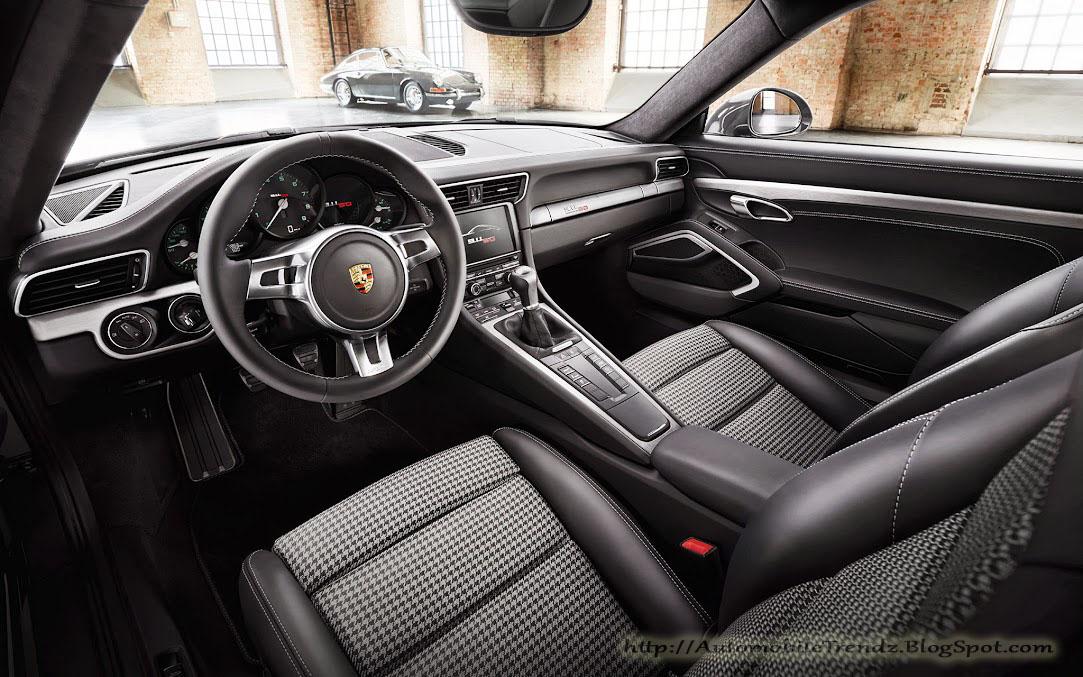 Automobile Trendz Porsche 911 50th Anniversary Edition