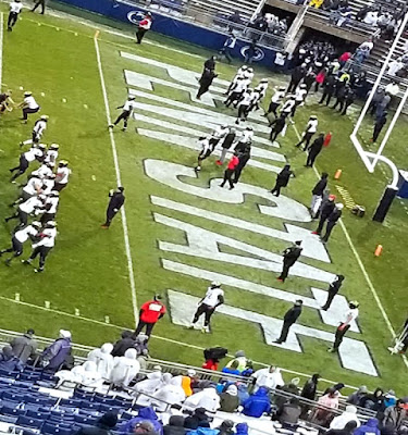 Penn State Football Game at Beaver Stadium in State College Pennsylvania