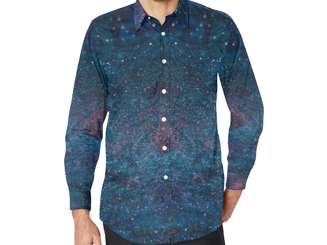 GOMAGEAR AESTHETIC ASTRES LONG SLEEVE SHIRT