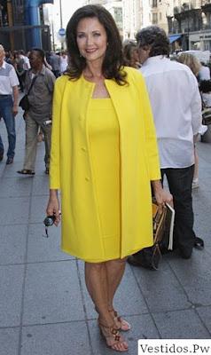 Vestidos para Señoras Mayores