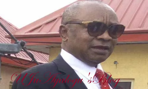 UPDATED: Former Chief Judge Of Enugu State Accused Of Corruption Granted Bail On Own Recognisance