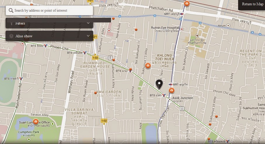 Vareena Spa Bangkok Map,Map of Vareena Spa Bangkok,Tourist Attractions in Bangkok Thailand,Things to do in Bangkok Thailand,Vareena Spa Bangkok accommodation destinations attractions hotels map reviews photos pictures