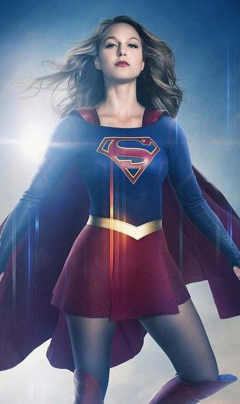 Nữ siêu anh hùng xinh đẹp