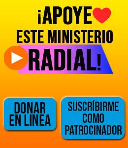 Apoye este ministerio radial