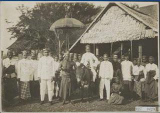Zaman Penjajahan Belanda di Dompu