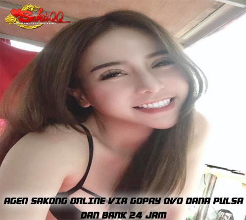 Agen Sakong Online Via Gopay Ovo Dana Pulsa Dan Bank 24 Jam