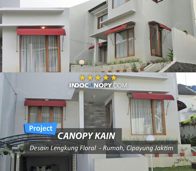 canpy kain jendela rumah