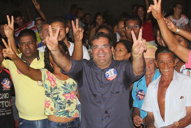 Barrocão de baixo recebe Antonio Henrique Júnior em alto astral
