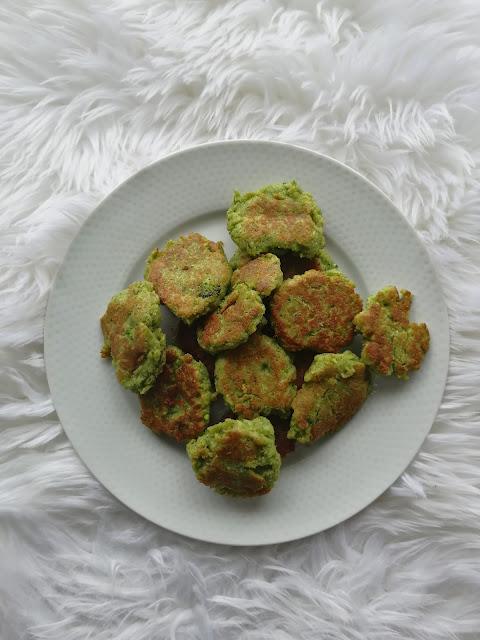 Nuggets de brócoli caseros