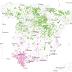 El mapa de la muerte en España