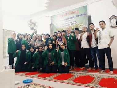 Mahasiswa KKN Unitas Edukasi Masyarakat Soal Hukum dan Pertanian