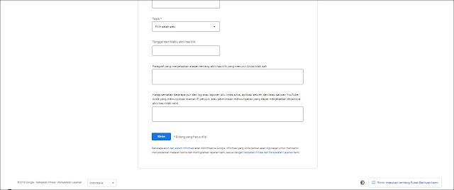 Tidak Sengaja Klik Iklan Google Adsense di Blog Sendiri