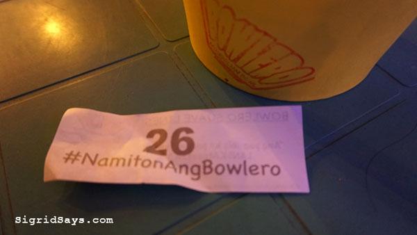 Bowlero Mongolian Bowl - Bacolod restaurants - hashtag