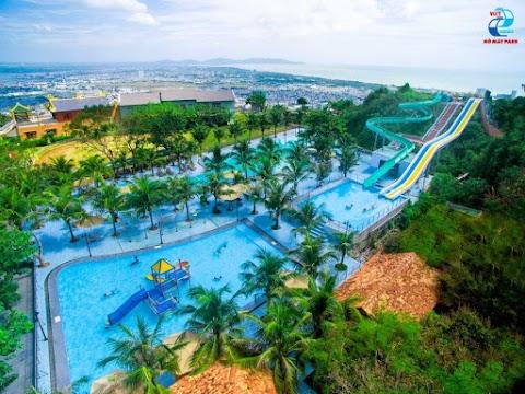 Vé Công Viên Hồ Mây Vũng Tàu
