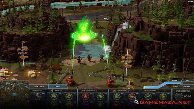 Forged Battalion Gameplay Screeshot 2