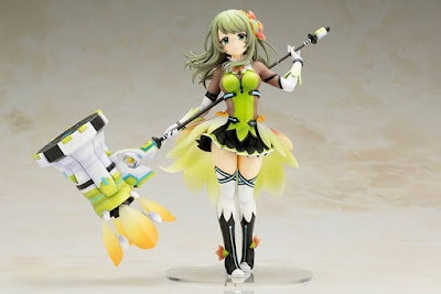 "Kurumi Tokiwa 1/8 de ""Battle Girl High School"" ya en pre-order - Kotobukiya"