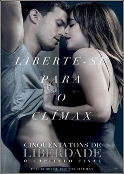 8 - Cinquenta Tons de Liberdade (2018) Torrent