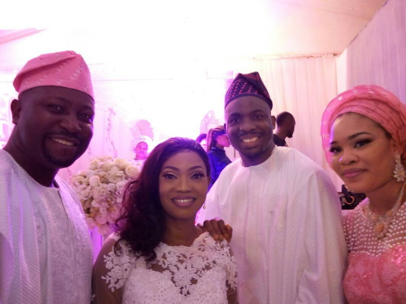 Image result for mercy ebosele wedding naijagists