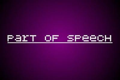 DBI | Penjelasan Part Of Speech Paling Mudah