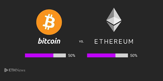 Bitcoin-vs-Ethereum