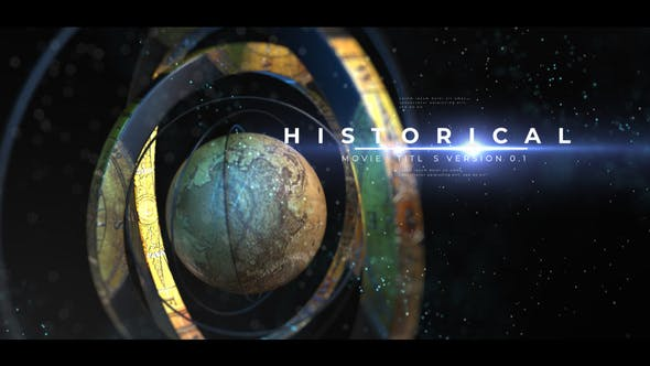 Videohive Historical Opener Titles 25797972