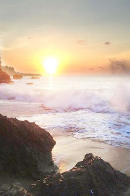 pantai tegal wangi angker