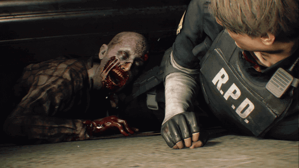 "Resident Evil 2 ""1-Shot"" Demo Coming January 11"