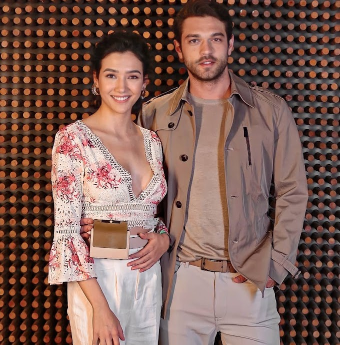Good news for the fans ... Aybüke Pusat and Furkan Andıç are again part of the same project!