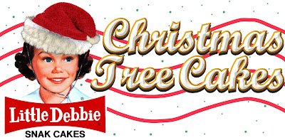 The Holidaze: Little Debbie Christmas Tree Cakes