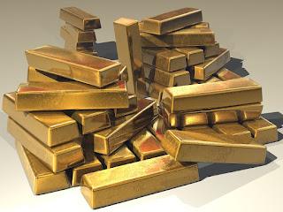 Oro en Barras