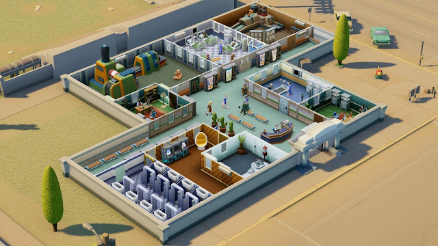 Two Point Hospital Off the Grid PC Full