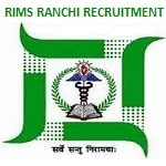 RIMS Ranchi Staff Nurse Grade A Recruitment 2019