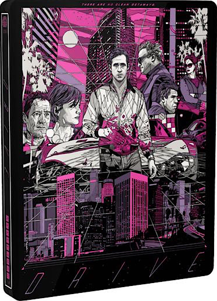 blu-ray and dvd covers: MONDO BLU-RAY STEELBOOKS BY SPINE