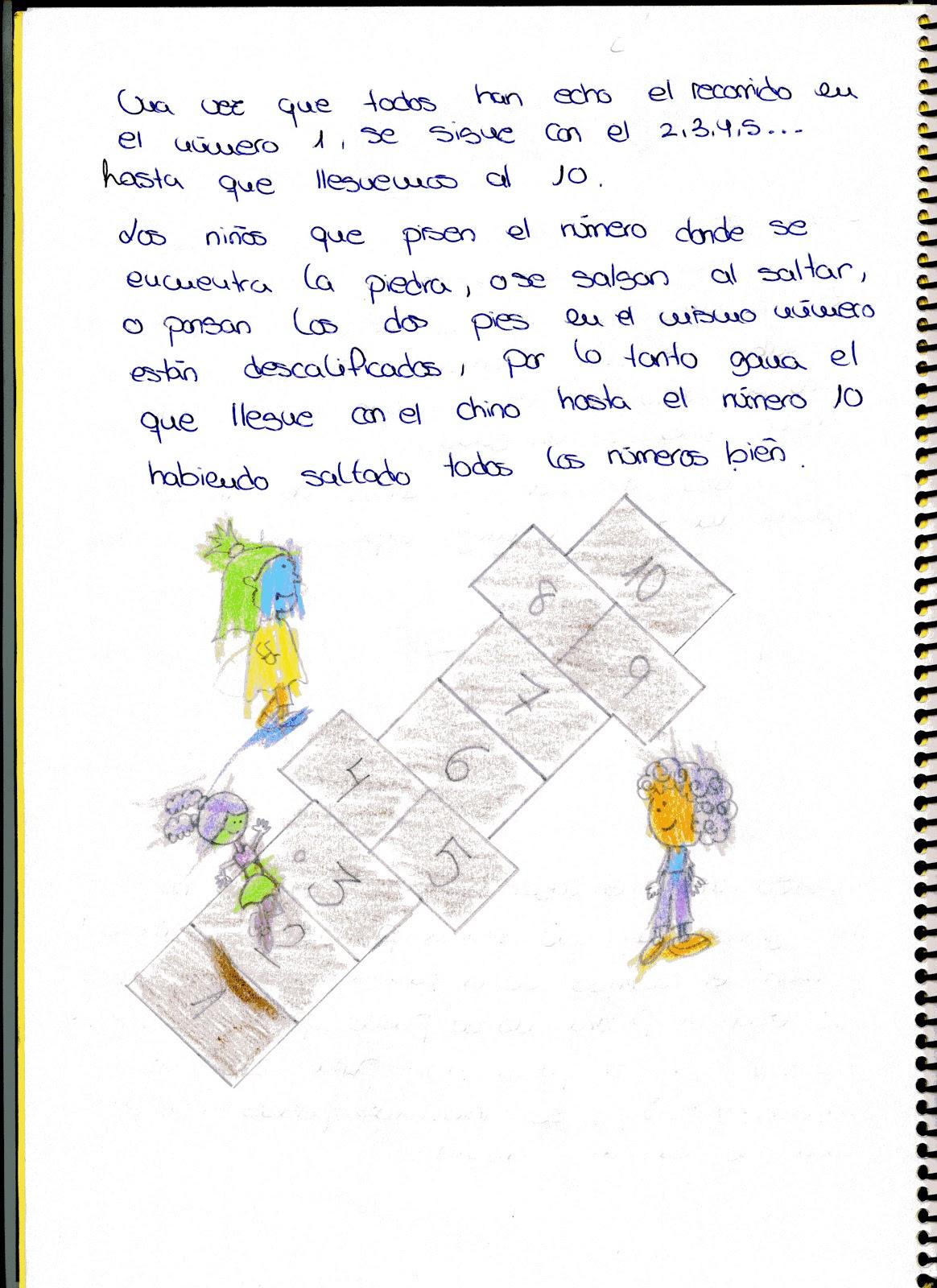 Profe Rafa De Infantil Libro Viajero Juego De La Tanga
